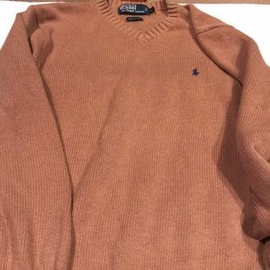 Men's Polo Ralph Lauren vneck sweater